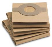 Kärcher Papierfiltertüten 3 Stück für Saugbohner Aufnahme von Polierstaub