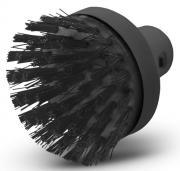 Kärcher Rundbürste groß für Dampfreiniger ergonomische Bürstenform