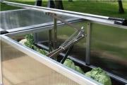 KGT autom. Fensterheber für Frühbeete, inkl. Befestigungsmaterial