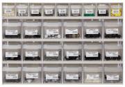 Klappboxenleiste Karosserie 414 x 601 x 94 mm 311 Teile
