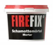 Kleining FireFix Schamottemörtel 1000 g feuerfest bis 1350°C
