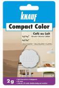Knauf Compact-Color cafè au lait 2 g