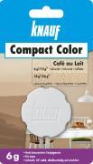 Knauf Compact-Color cafè au lait 6 g