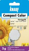 Knauf Compact-Color honiggelb 2 g