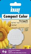 Knauf Compact-Color honiggelb 6 g
