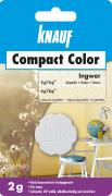 Knauf Compact-Color ingwer 2 g