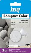 Knauf Compact-Color schiefer 2 g