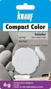 Knauf Compact-Color schiefer 6 g