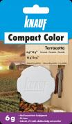 Knauf Compact-Color terracotta 6 g