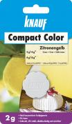 Knauf Compact-Color zitrone 2 g