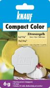 Knauf Compact-Color zitrone 6 g
