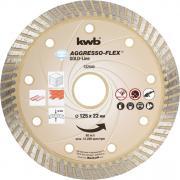 KWB Aggresso-Flex® Gold-Line Diamant Trennscheibe Ø 125 x 22 mm Schnittstärke 10,0 x 2,3 mm