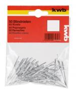 KWB Blindnieten 3,2 x 9,0 mm 50 Stk.