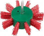 KWB Fächerbürste Schleifnylon für Bohrmaschinen fein 10 Fächer Ø 100 mm