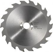 KWB HM Kreissägeblatt für Spanplatten Ø 160 x 16 x 1,4 mm 20 Zähne M 43