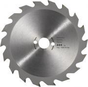KWB HM Kreissägeblatt Typ M für Spanplatten Ø 130 x 16 x 1,4 mm 18 Zähne M 18