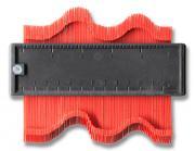 KWB Konturenlehne 130 x 125 x 30 mm, Kunststoff