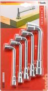 KWB L-Schlüssel-Set (Winkelsteckschlüssel-Set) 8 - 9 - 10 - 11 - 13 mm, 5-teilig