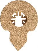 KWB Raspel Halbrund mit Fingerform, 65 mm