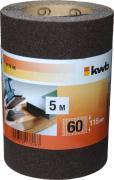 KWB Schleifmittel-Rolle Holz & Metall Korund 5,0 m x 115,0 mm K 60