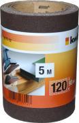 KWB Schleifmittel-Rolle Holz & Metall Korund 5,0 m x 93,0 mm K 120