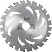 KWB Typ Easy Cut Dünnschnitt-Kreissägeblatt hartmetallbestückt Ø 184 x 20 x 1,4 mm 30 Zähne