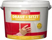 Lugato Drauf + Sitzt Fertigklebstoff Fliesenkleber 4 kg