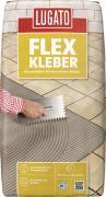Lugato Flexkleber Fliesenkleber Flexibel Kleber Klebstoff 25 kg