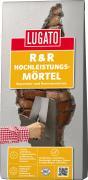 Lugato R & R-Hochleistungsmörtel Reparatur- und Renoviermörtel Wand Boden Decke 25 kg