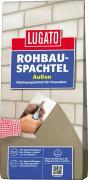 Lugato Rohbauspachtel Flächenspachtel Fassade bis 20 mm Aussen 25 kg