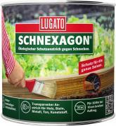 Lugato Schnexagon Antihaftanstrich Schneckenabwehr Schneckenschutz 375 ml