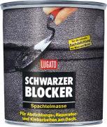 Lugato Schwarzer Blocker Spachtelmasse Bitumen Abdichtung 5 kg