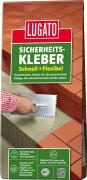 Lugato Sicherheitskleber Schnell+Flex Fliesenkleber Flexibel Klebstoff 25 kg