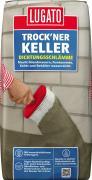Lugato Trockner Keller Dichtungsschlämme Wasserdichte Abdichtung Grundmauer Keller 25 kg