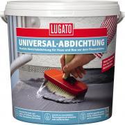 Lugato Universal-Abdichtung Streichabdichtung Fliesen Flexibel 14 kg