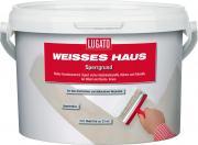 Lugato Weisses Haus Sperrgrund 2,5 l Grundierung Reibeputz Rollputz