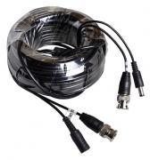 m-e Procamo Verbindungskabel C20 schwarz 20m zum Verbinden von Kamera und DVR