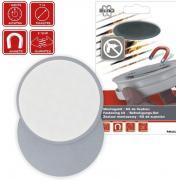Magnet-Befestigungs-Set für saubere Rauchmeldermontage