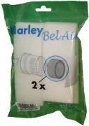 Marley Ersatz-Pollenfilter 100 für 064390 TELESKOPKANAL