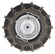 McCulloch Schneeketten TRO035 mit Spikes, 18 x 9,5-8, 2 Stk.
