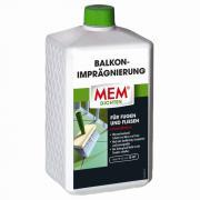 MEM Balkon-Imprägnierung für Fugen & Fliesen lösemittelfrei transparent 1 L