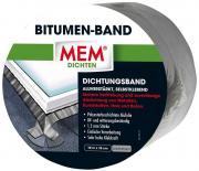 MEM Bitumen-Band 10 cm x 10 m blei