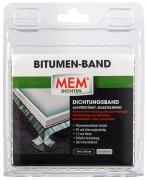 MEM Bitumen-Band 10 cm x 1 m alu
