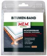 MEM Bitumen-Band 10 cm x 1 m kupfer