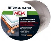 MEM Bitumen-Band 15 cm x 10 m kupfer