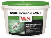 MEM Bohrloch-Schlämme gegen aufsteigende Feuchtigkeit lösemittelfrei 5 kg