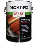 MEM Dicht-Fix dauerelastische Dichtungsmasse rissüberbrückend bis zu 10 mm UV-beständig 4 L