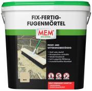 MEM Fix-Fertig-Fugenmörtel 12,5 kg sand