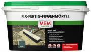 MEM Fix-Fertig-Fugenmörtel 25 kg basalt