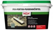 MEM Fix-Fertig-Fugenmörtel 25 kg steingrau